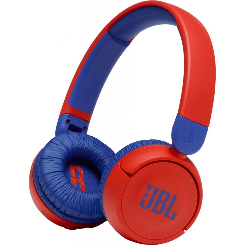 Наушники JBL JR 310BT Red (JBLJR310BTRED)