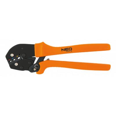 Клещи Neo для обжима неизолированных наконечников 22-10 AWG (01-503)