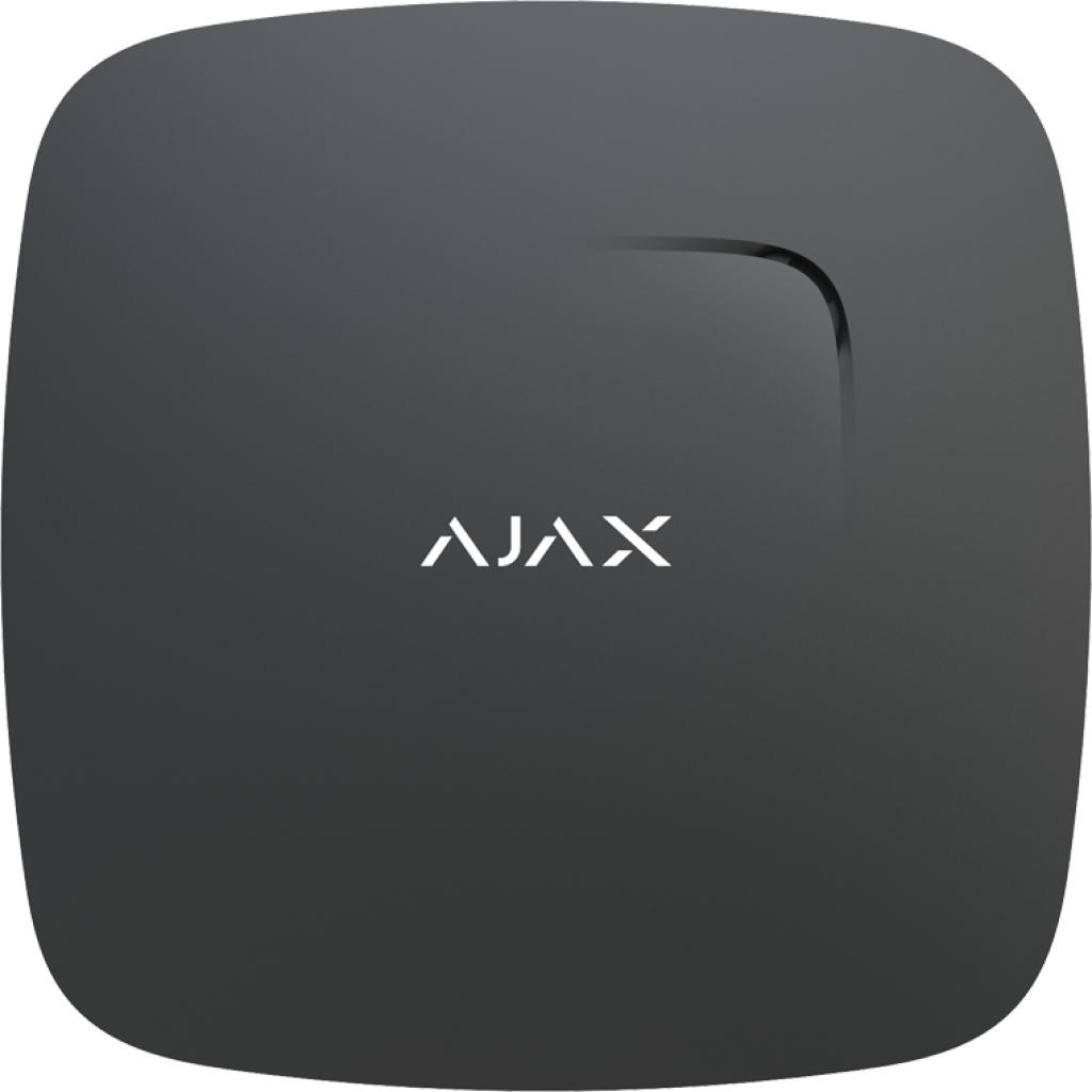 Датчик дыма Ajax FireProtect Plus /Black