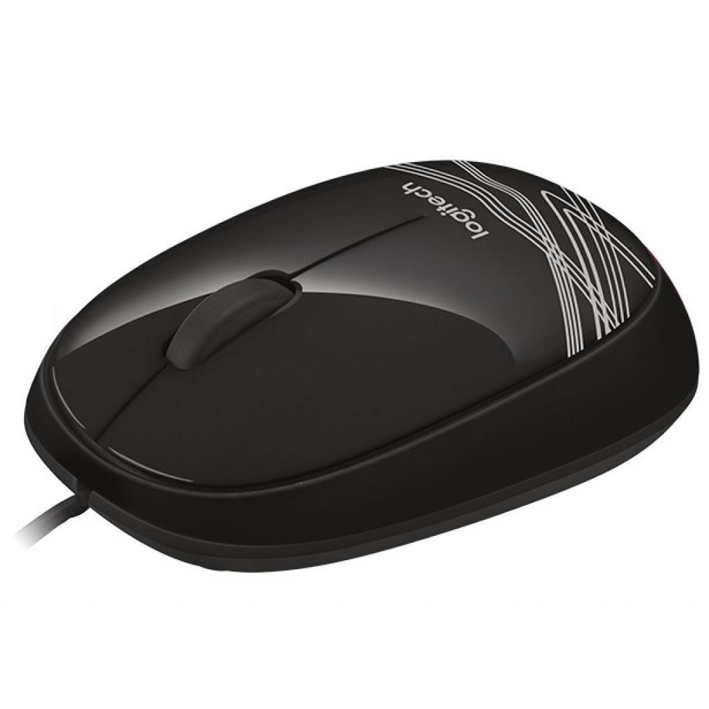 Мышка Logitech M105 Black (910-002943)