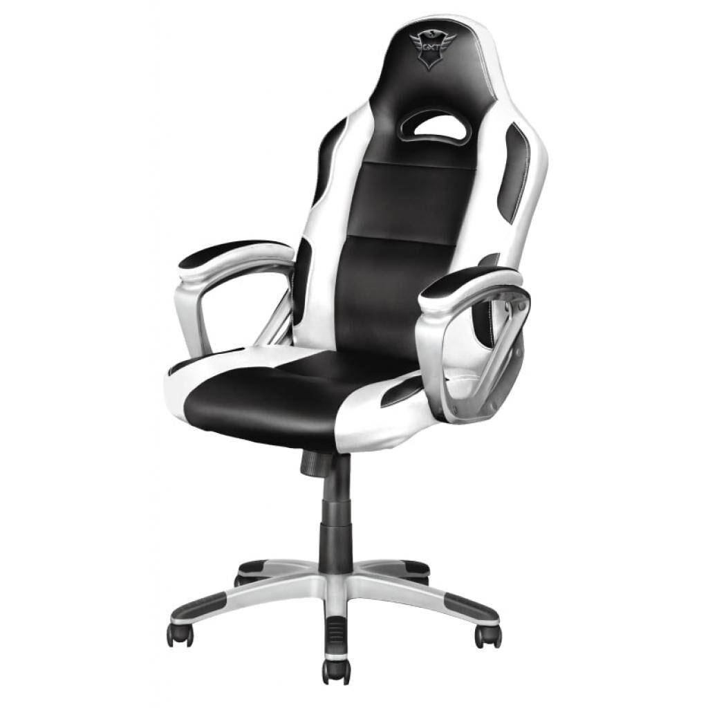 Кресло игровое Trust GXT705W Ryon White (23205)