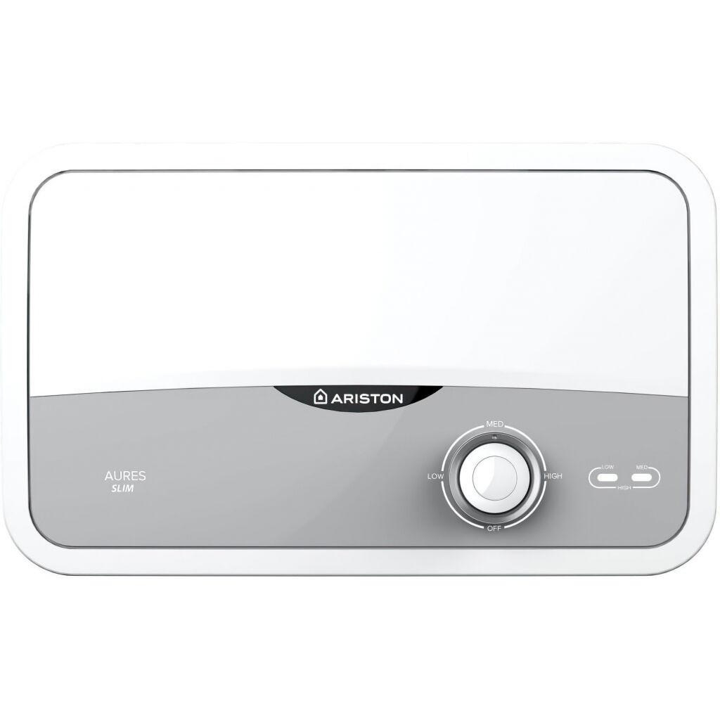 Проточный водонагреватель Ariston AURES S 3.5 COM PL (3520010)
