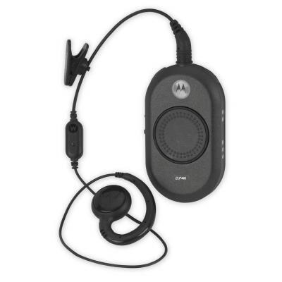Портативная рация Motorola CLP446 BUSINESS SET PREMIUM (CLP0086BHLAA_BS_PR)
