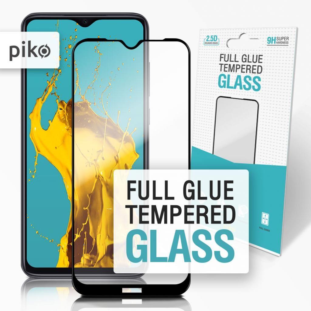 Стекло защитное Piko Full Glue Xiaomi Redmi Note 8T (1283126496547)