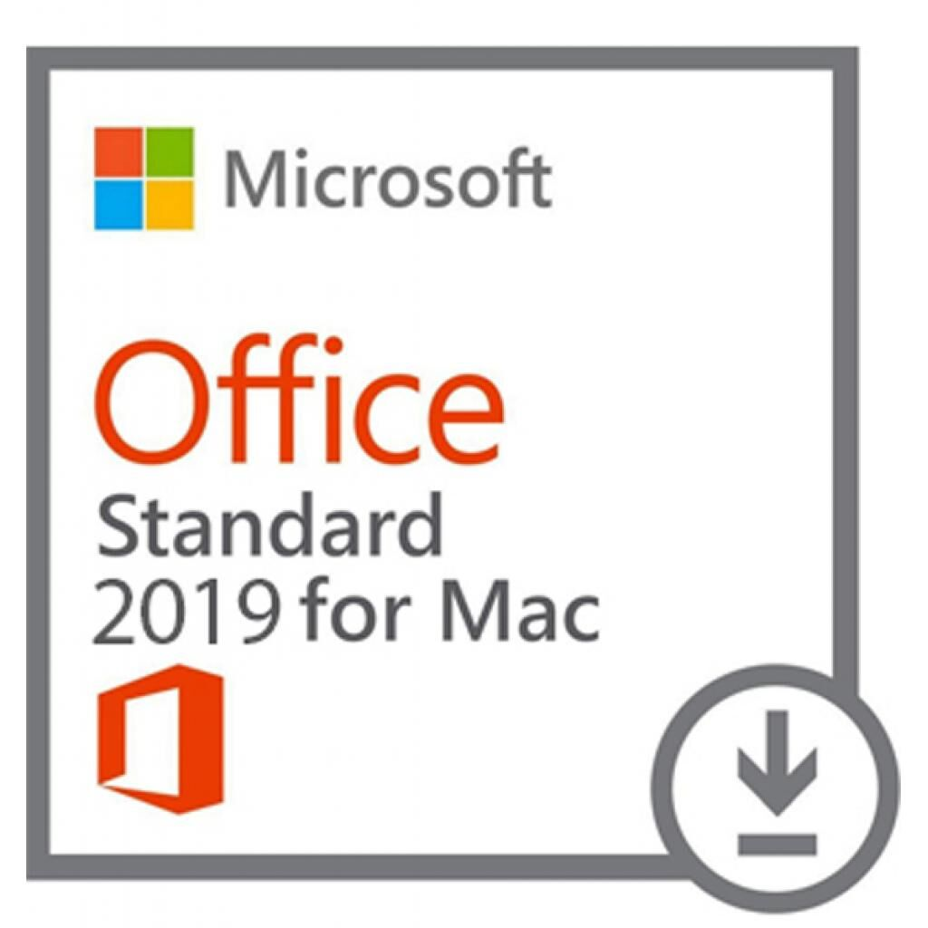 Офисное приложение Microsoft Microsoft Office Standard 2019 for Mac (DG7GMGF0F4M8_0003)