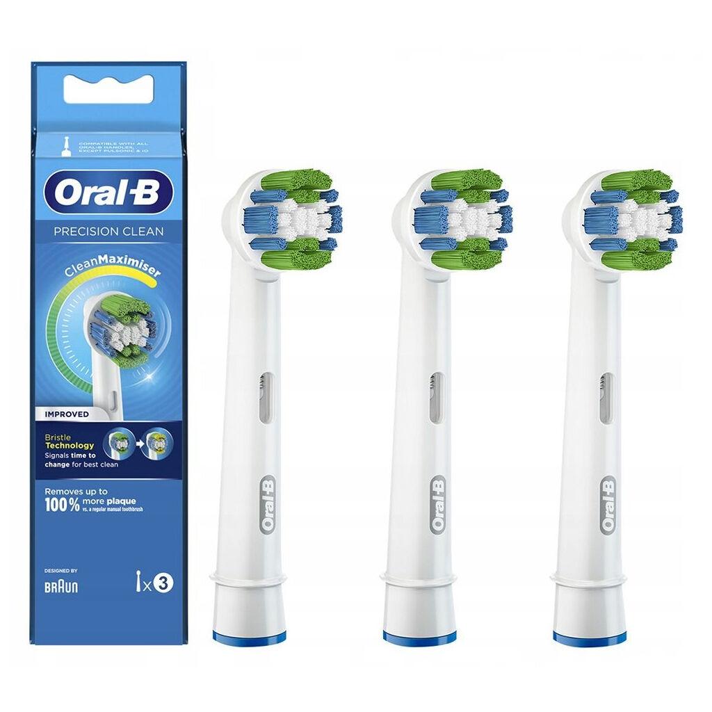 Насадка для зубной щетки Oral-B Precision Clean EB20RB CleanMaximiser (3)