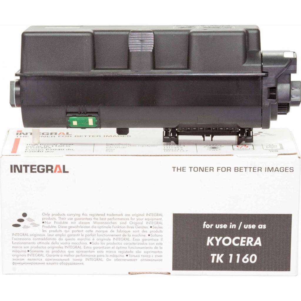 Тонер-картридж Integral Kyocera TK-1160+Chip (М2040dn/2040dw) (12100171)