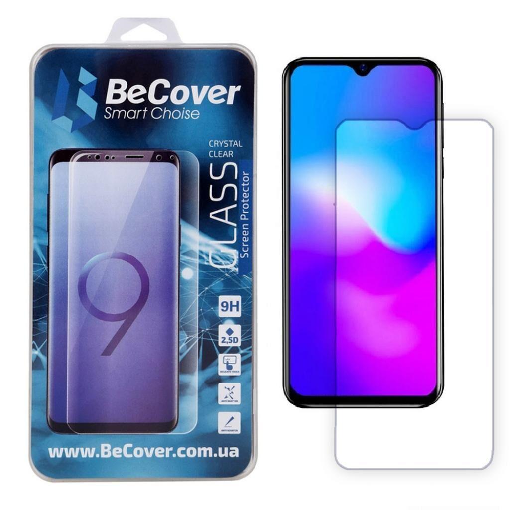 Стекло защитное BeCover Blackview A60 Pro Crystal Clear Glass (704165)
