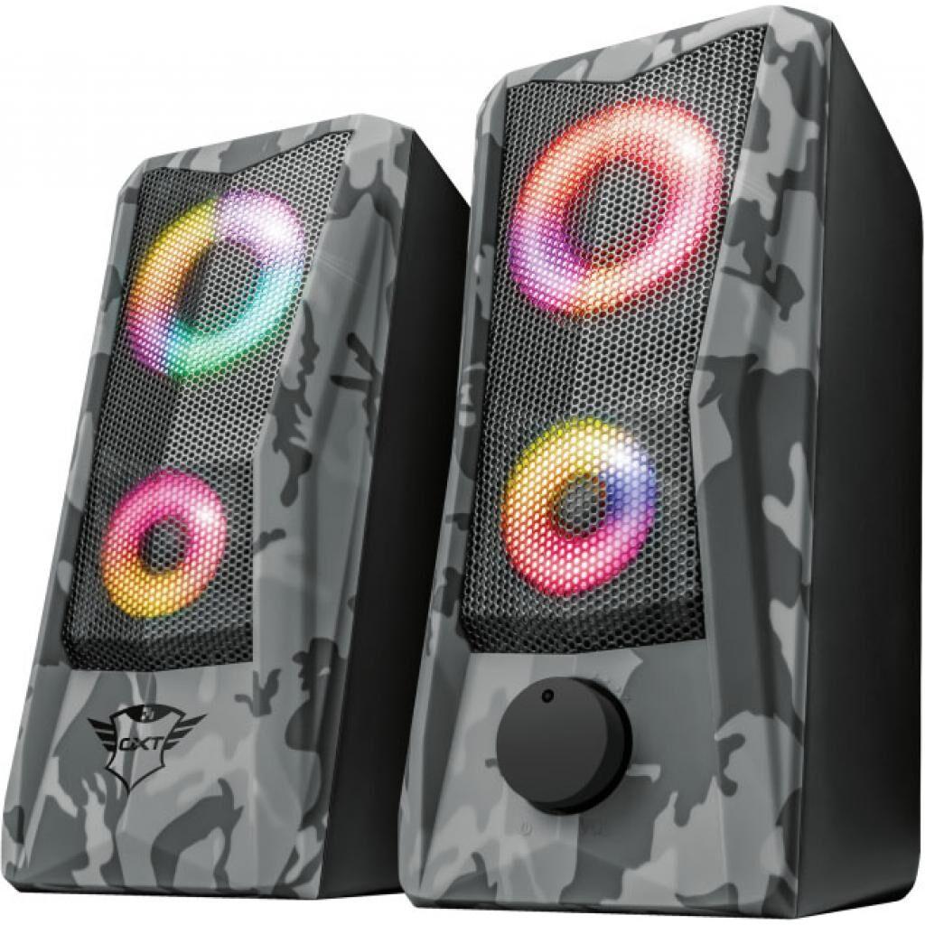 Акустическая система Trust GXT 606 Javv RGB-Illuminated Khaki (23379)