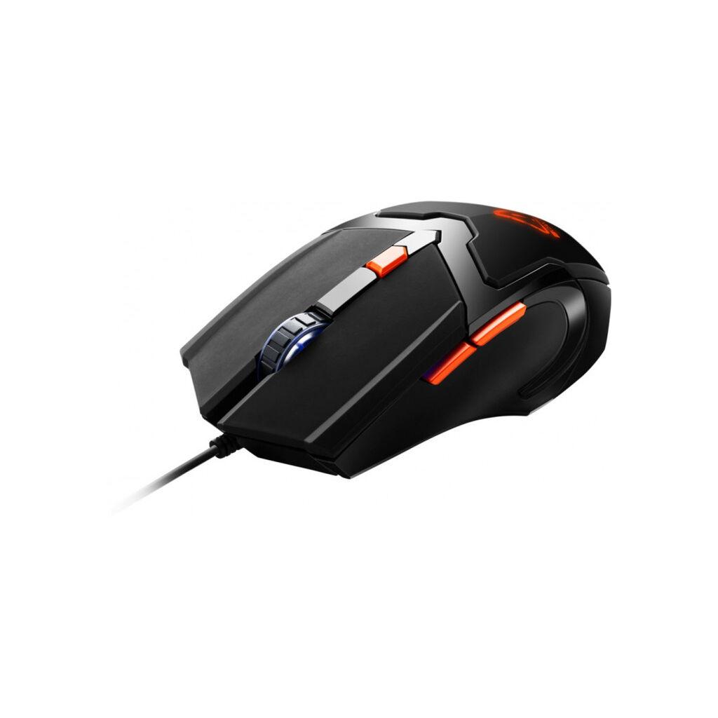 Мышка CANYON Vigil USB Black (CND-SGM02RGB)