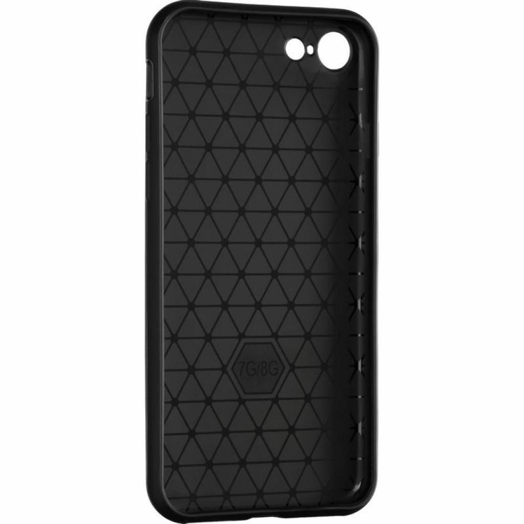 Чехол для моб. телефона Gelius Metal Glass Case for iPhone 7/8 Violet (00000077013)