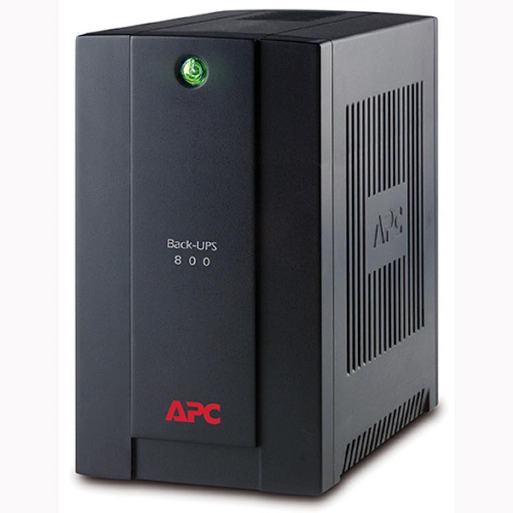 Источник бесперебойного питания APC Back-UPS 800VA, IEC (BX800LI)