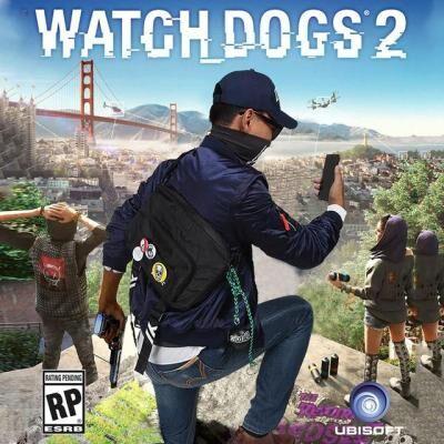 Игра PC Watch Dogs 2