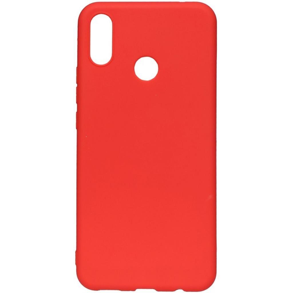 Чехол для моб. телефона TOTO 1mm Matt TPU Case Huawei P Smart+ 2019 Red (F_94036)