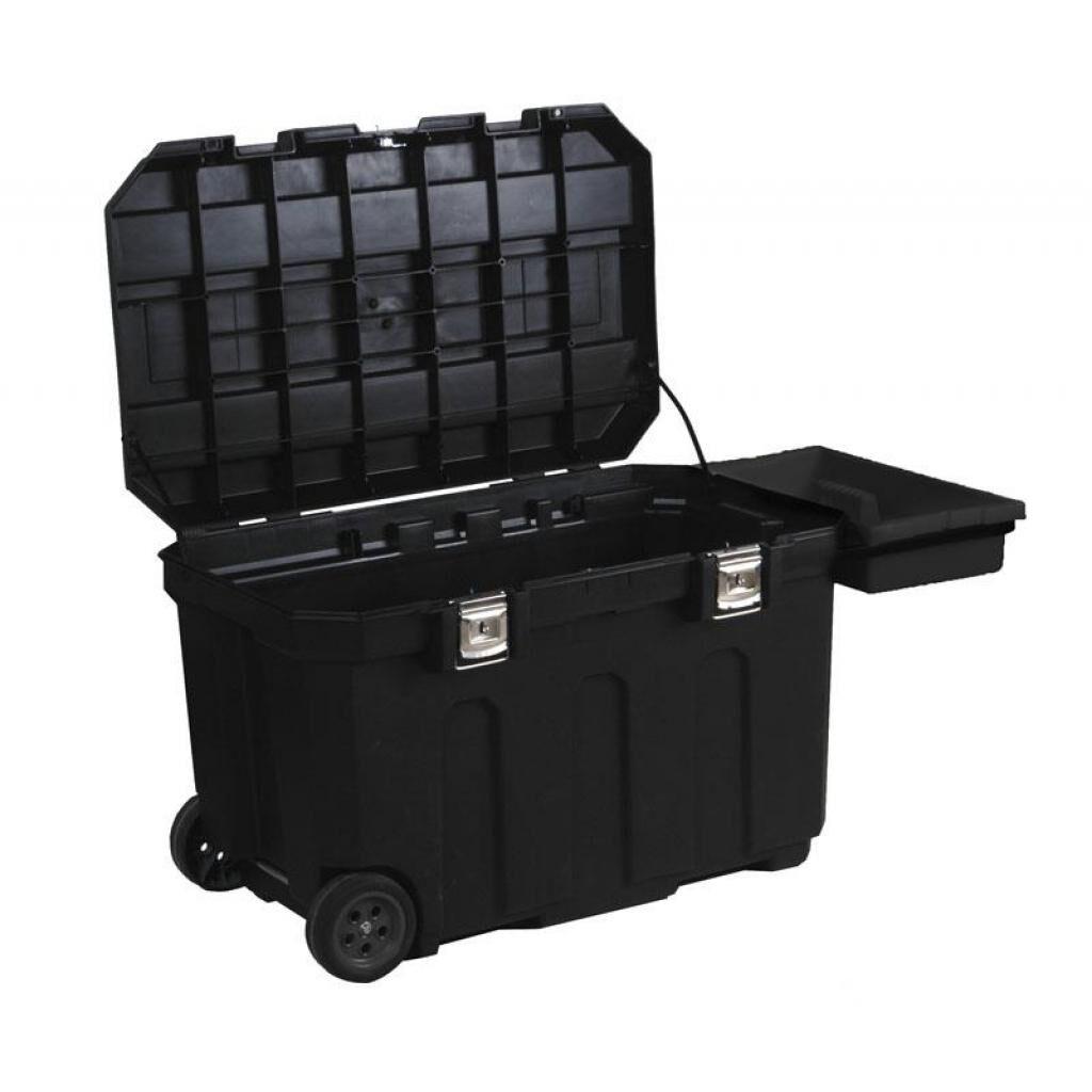 Ящик для инструментов Stanley Mobile Job Chest с интегрированным замком (1-93-278)