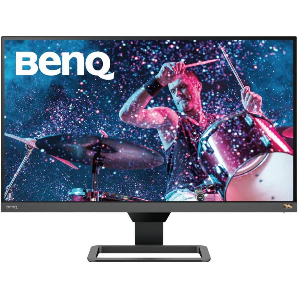 Монитор BENQ EW2780Q Grey-Black