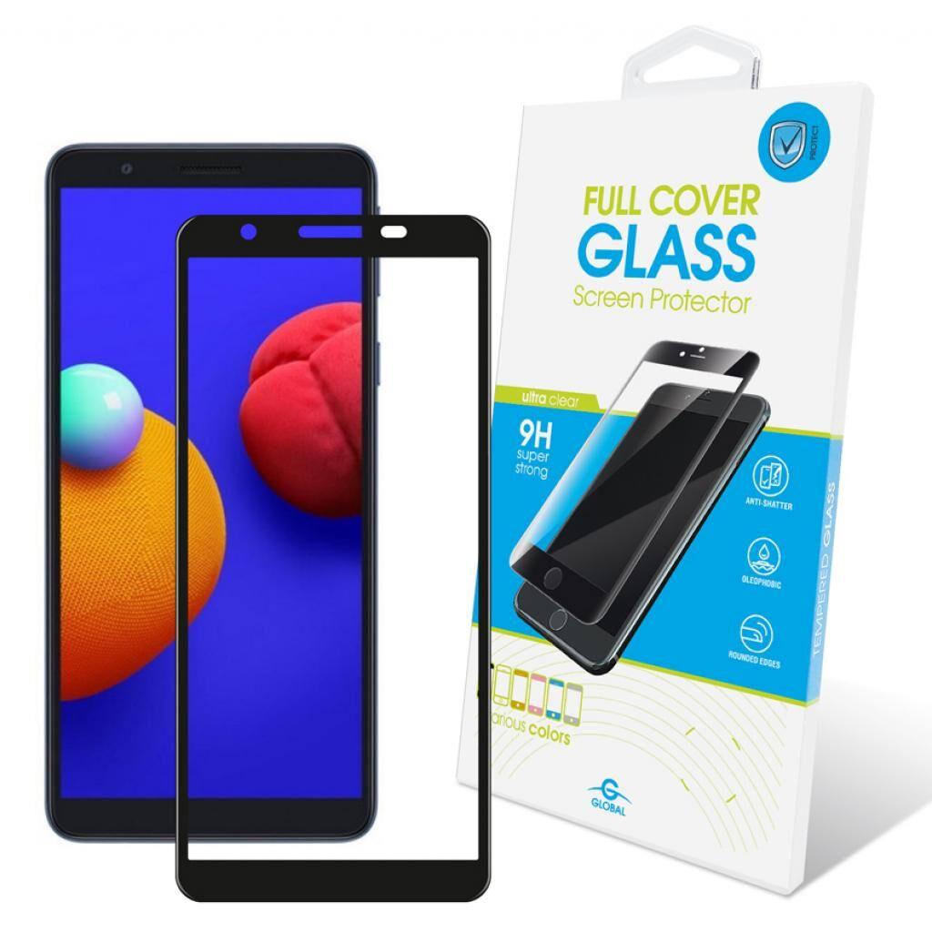 Стекло защитное Global Full Glue Samsung A01 core (1283126505003)