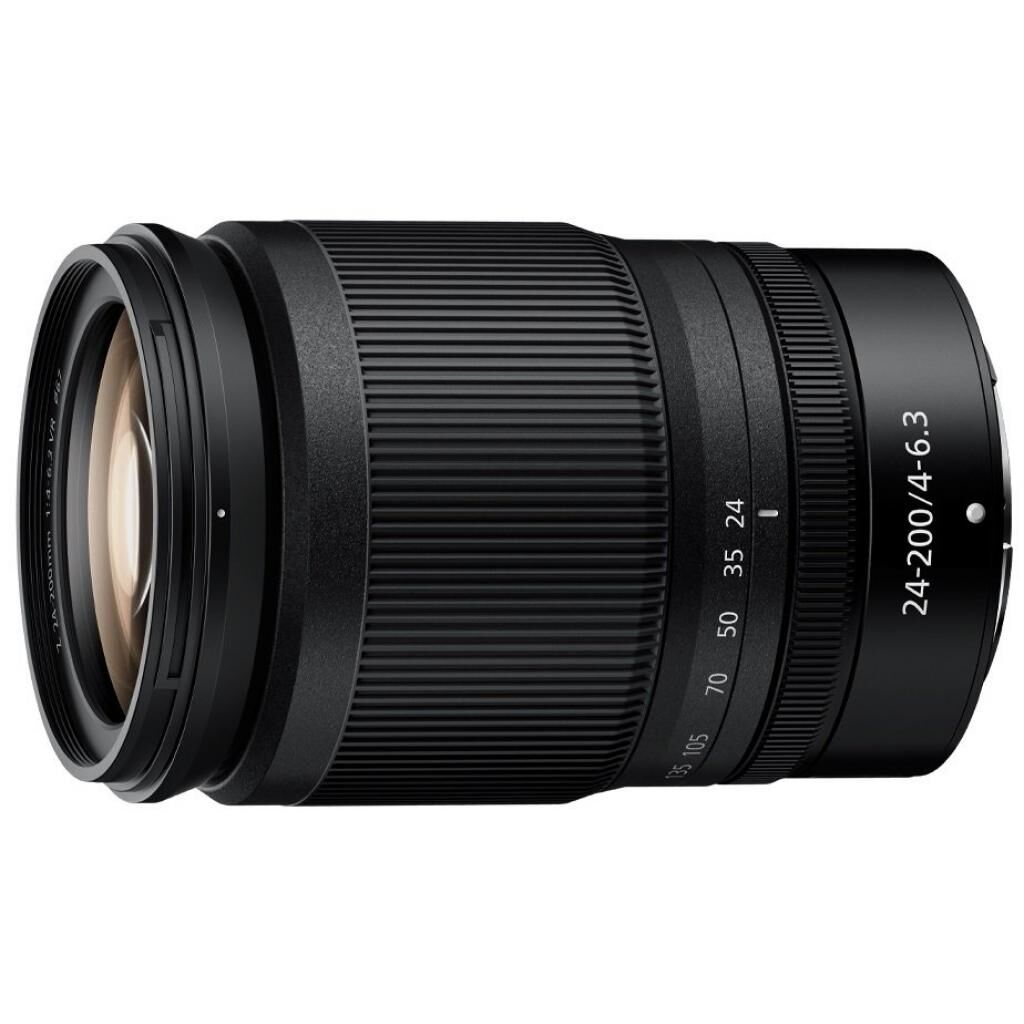 Объектив Nikon Z NIKKOR 24-200mm f/4-6.3 VR (JMA710DA)