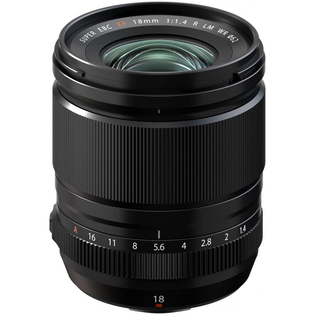 Объектив Fujifilm XF-18mm F1.4 R LM WR (16673794)