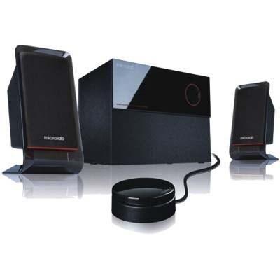 Акустическая система Microlab M-200 black