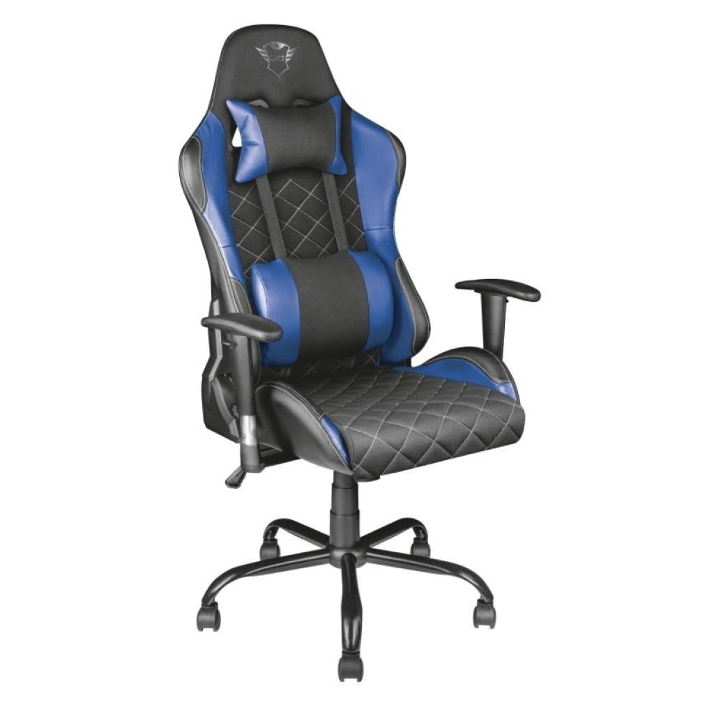 Кресло игровое Trust GXT707 Resto Blue (22526)
