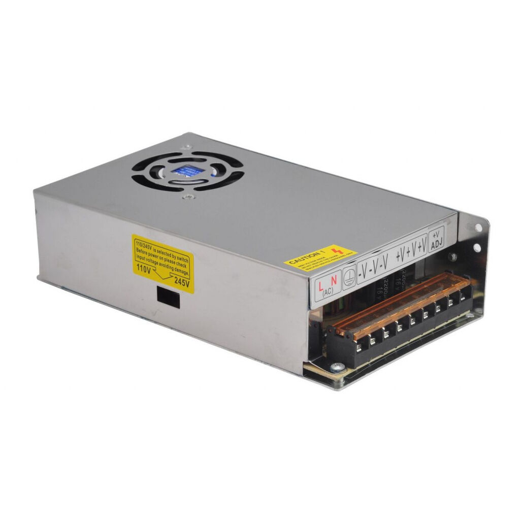 Блок питания для систем видеонаблюдения Kraft Energy KRF-1220PB