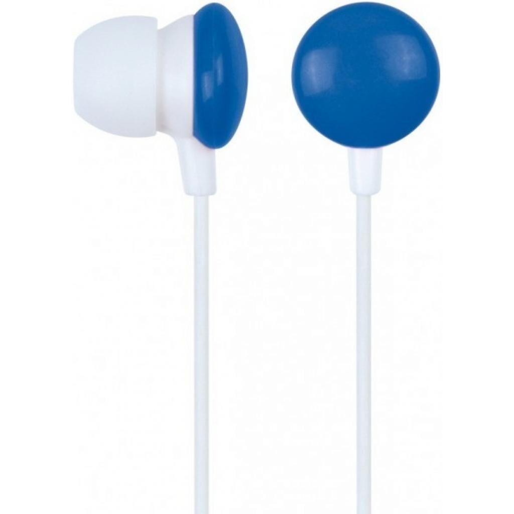 Наушники Gembird MHP-EP-001 Blue (MHP-EP-001-B)