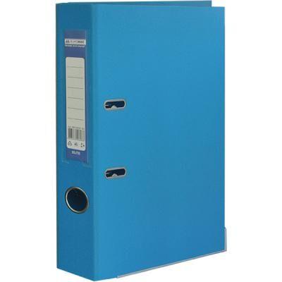 Папка - регистратор BUROMAX А4 double sided, 50мм, PP, light blue, built-up (BM.3002-30c)