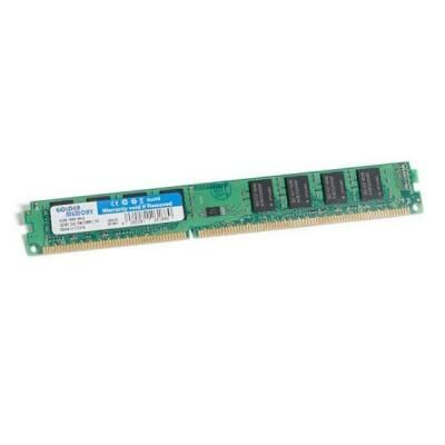 Модуль памяти для компьютера DDR3 4GB 1600 MHz Golden Memory (GM16N11/4)