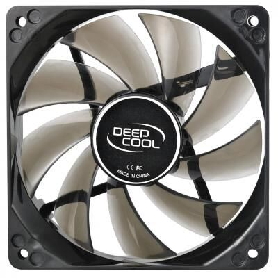 Кулер для корпуса Deepcool WIND BLADE 120 RED