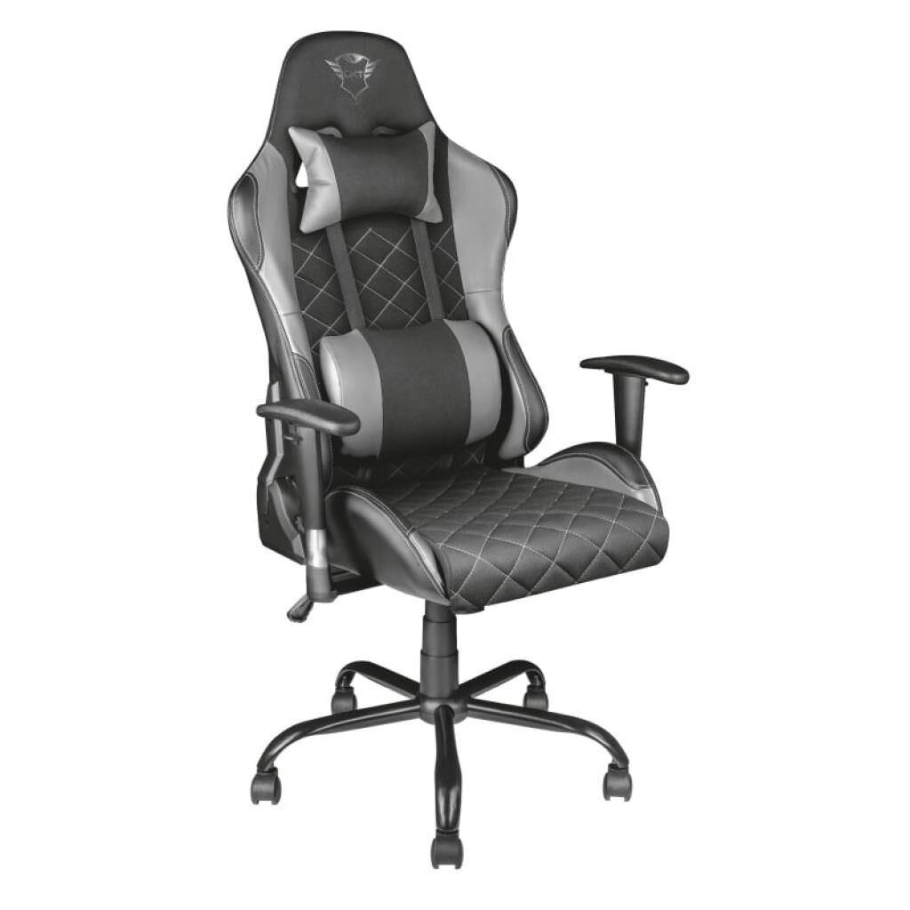 Кресло игровое Trust GXT707G Resto Grey (22525)