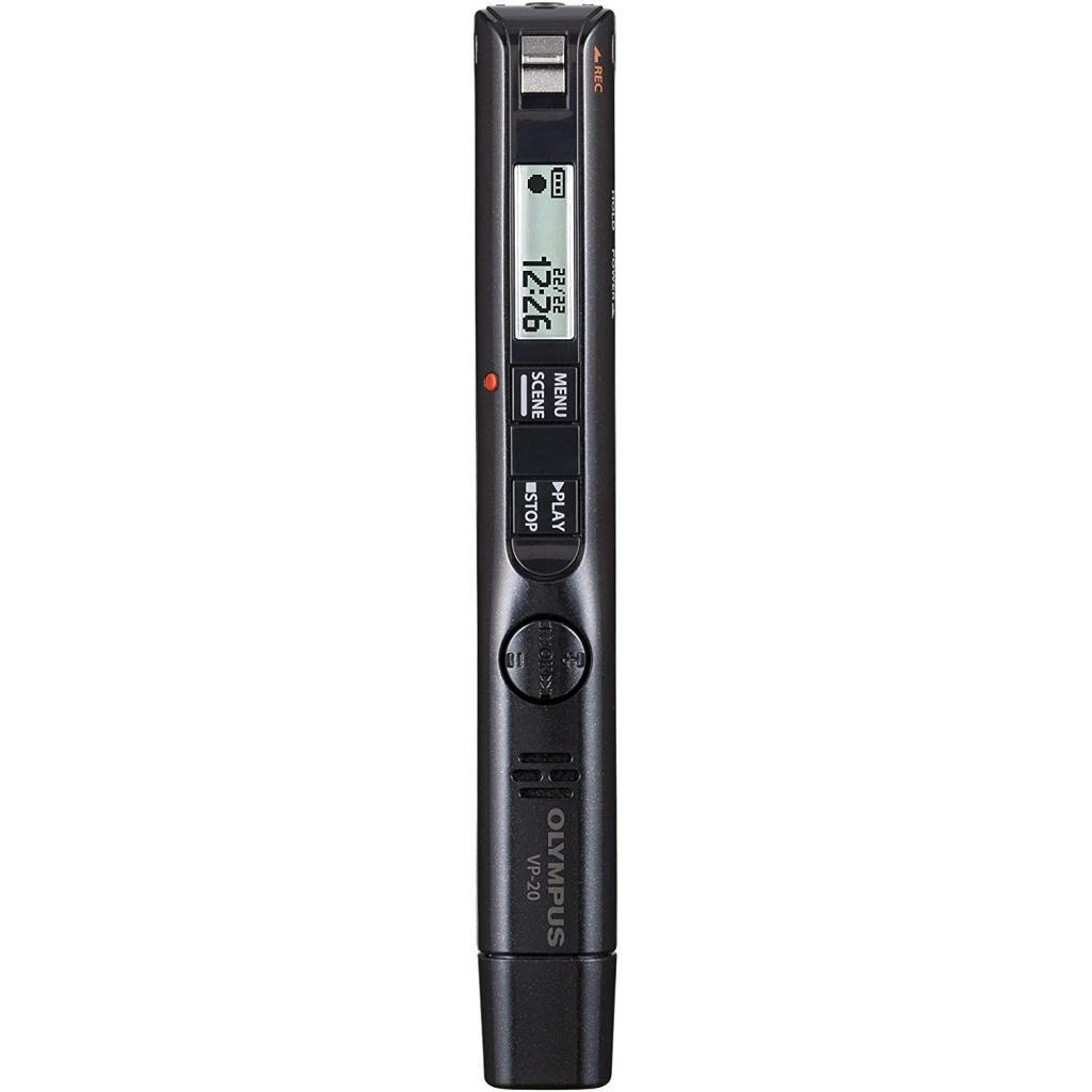 Цифровой диктофон OLYMPUS VP-20 (8GB) Black (V413130BE000)