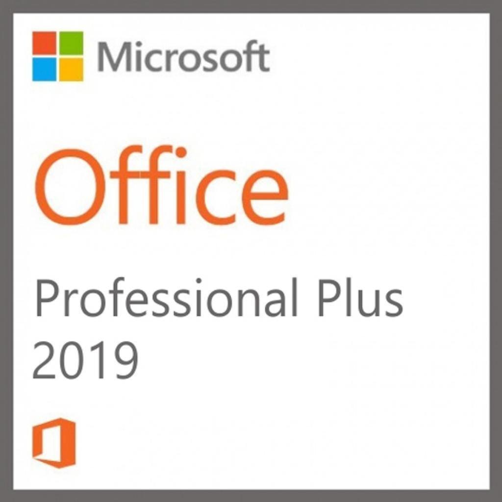 Офисное приложение Microsoft Office Professional Plus 2019 (DG7GMGF0F4MN_0003)