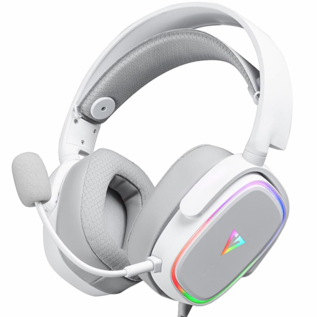 Наушники Modecom Volcano RGB Prometheus 7.1 USB White (S-MC-899-PROMETHEUS-200)