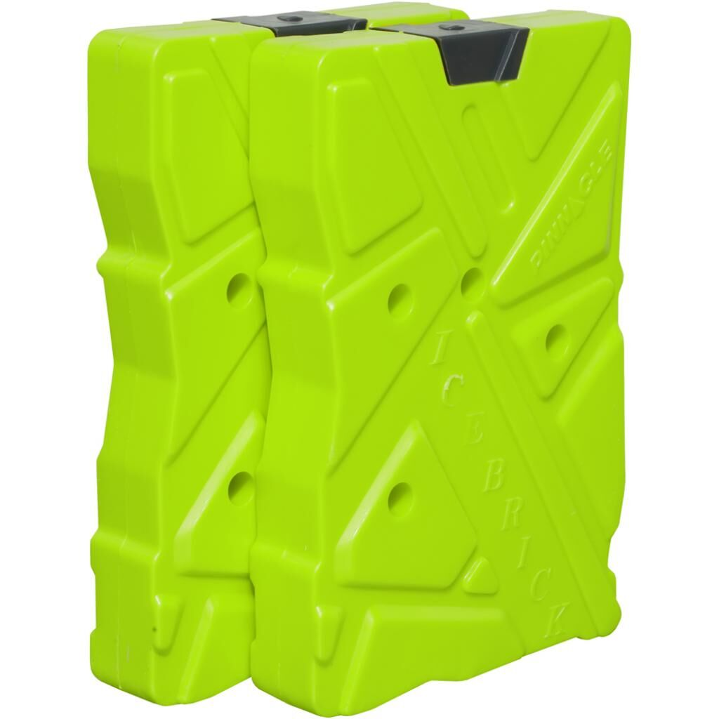 Аккумулятор холода Pinnacle 2х600 Lime (8906053360486GREEN)
