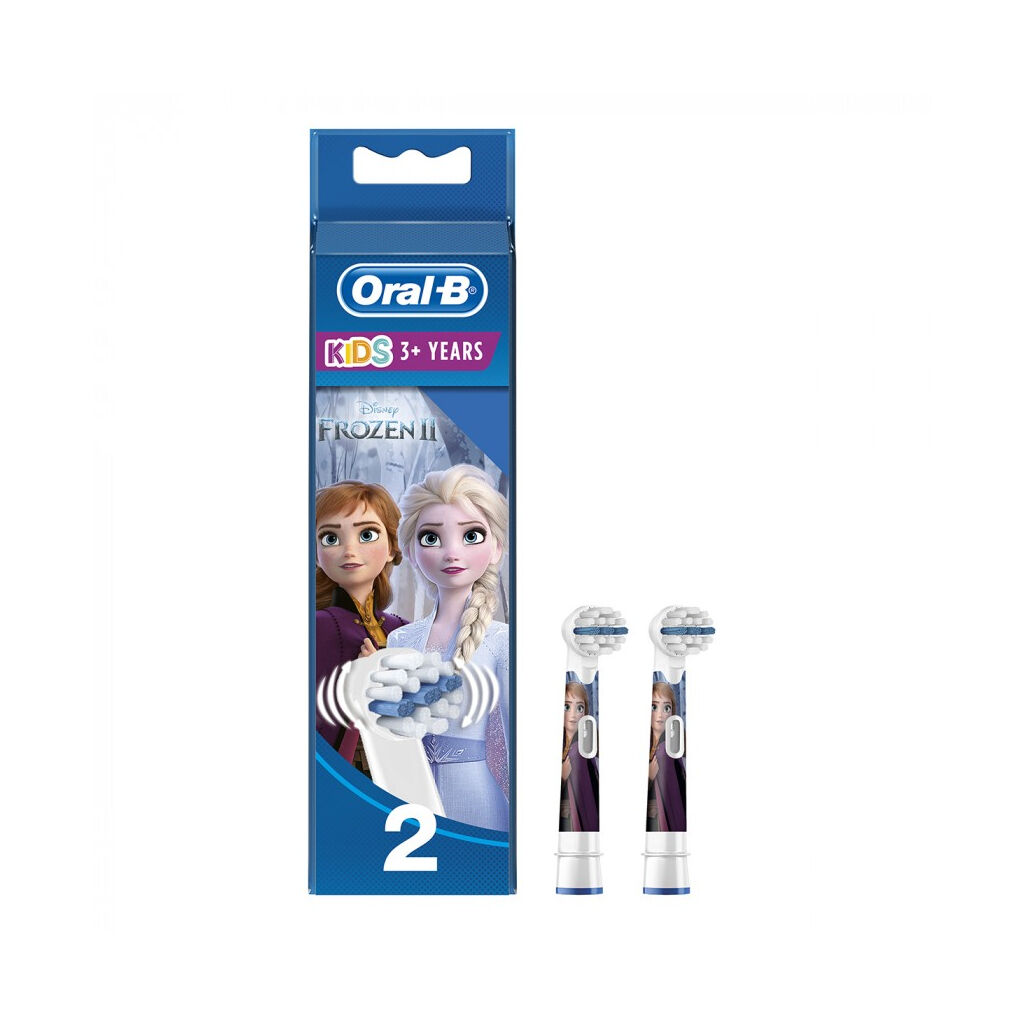 Насадка для зубной щетки Oral-B Stages Power FrozenII EB10 2шт