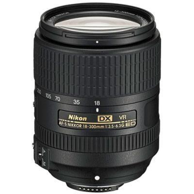 Объектив Nikon 18-300mm f/3.5-6.3G ED AF-S DX VR (JAA821DA)