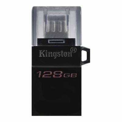 USB флеш накопитель Kingston 128GB microDuo USB 3.2/microUSB (DTDUO3G2/128GB)