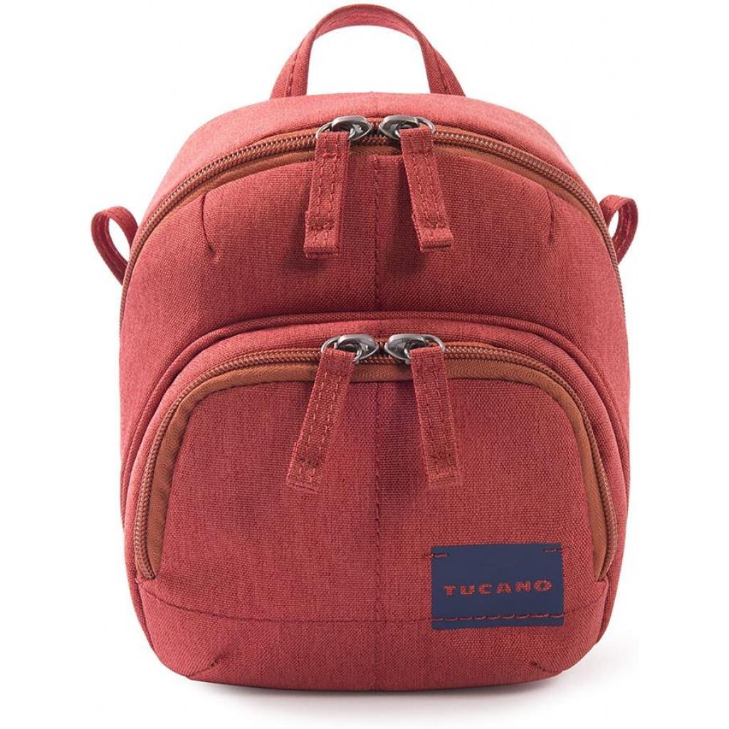 Фото-сумка Tucano Contatto Digital Bag, Red (CBC-HL-R)