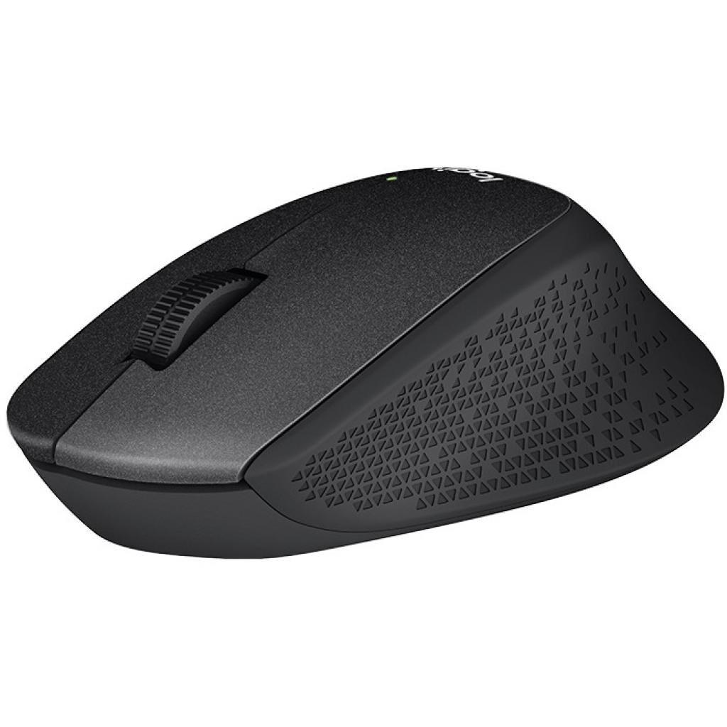Мышка Logitech M330 Silent plus Black (910-004909)