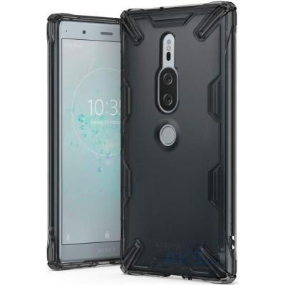 Чехол для моб. телефона Ringke Air X для Sony Xperia XZ2 Premium (Smoke Black) (RCS4544)