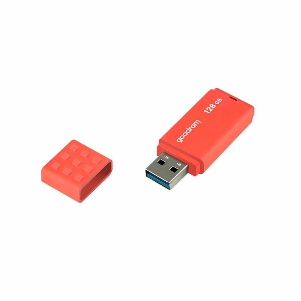 USB флеш накопитель Goodram 32GB UME3 Orange USB 3.0 (UME3-0320O0R11)