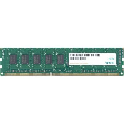 Модуль памяти для компьютера DDR3L 4GB 1600 MHz Apacer (AU04GFA60CATBGJ)