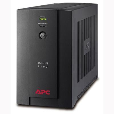 Источник бесперебойного питания APC Back-UPS 1100VA, IEC (BX1100LI)
