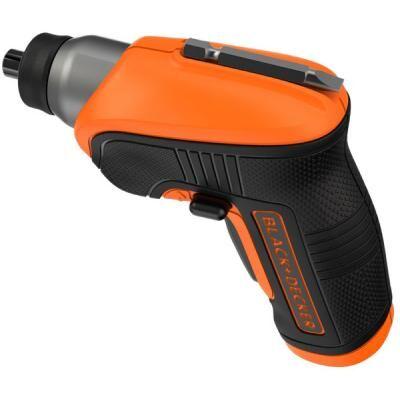 Отвертка аккумуляторная Black&Decker CS3652LC