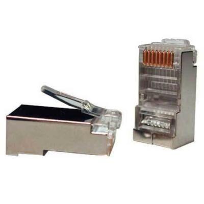 Коннектор RJ45 cat.5e FTP 8P8C 100 шт Ritar (0185)
