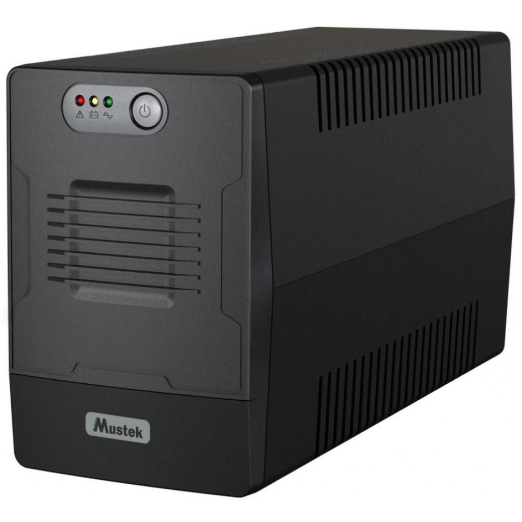 Источник бесперебойного питания Mustek PowerMust 1500 EG (1500-LED-LIG-T10)