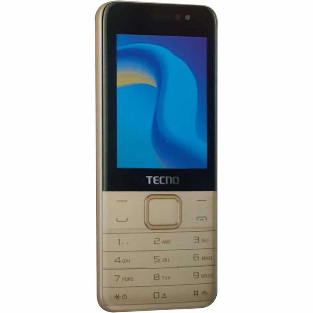 Мобильный телефон Tecno T474 Champagne Gold (4895180747977)