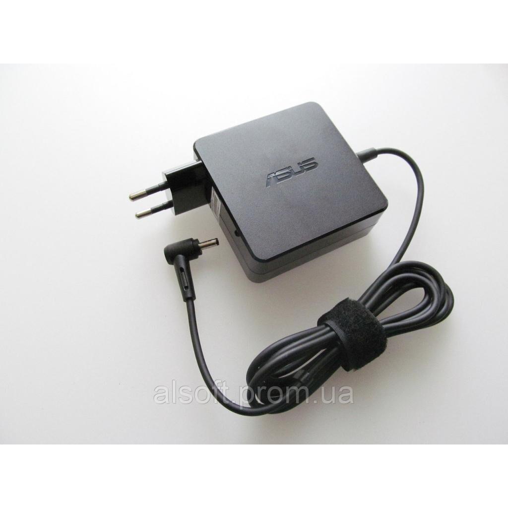 Блок питания к ноутбуку ASUS 65W Zenbook 19V 3.42A разъем 4.0/1.35 (ADP-65AW A / A40105)