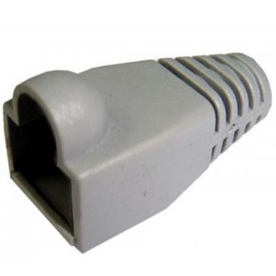 Колпачок коннектора RJ-45 Grey 100шт Ritar (7659)